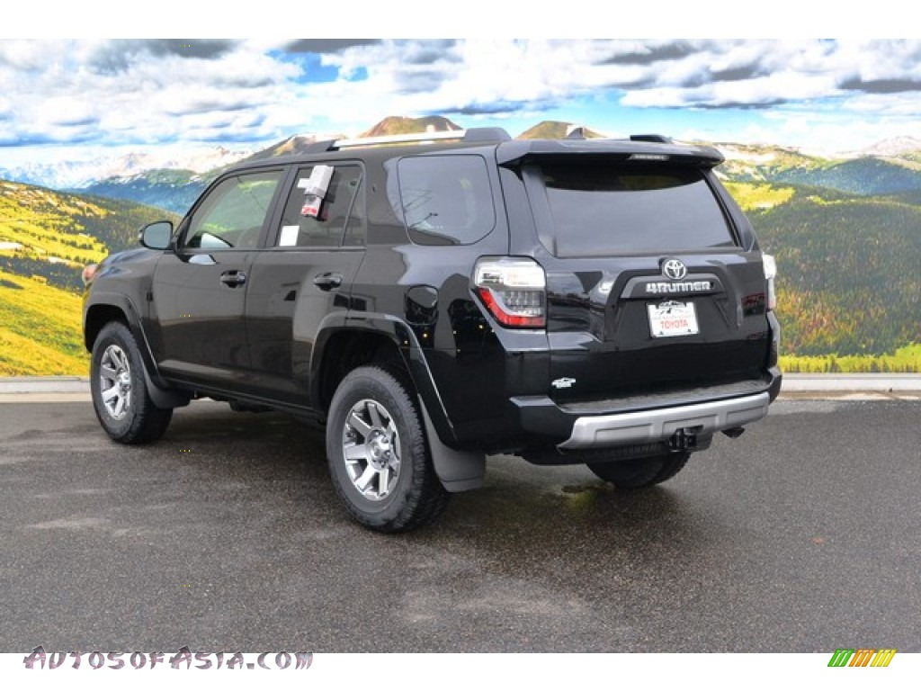 2015 toyota 4runner trail premium 4x4 in attitude black photo 3 222256 autos of asia. Black Bedroom Furniture Sets. Home Design Ideas