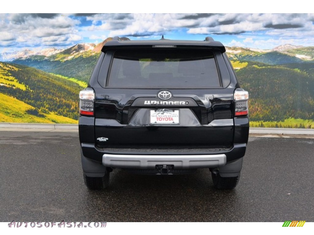 2015 toyota 4runner trail premium 4x4 in attitude black photo 4 222256 autos of asia. Black Bedroom Furniture Sets. Home Design Ideas