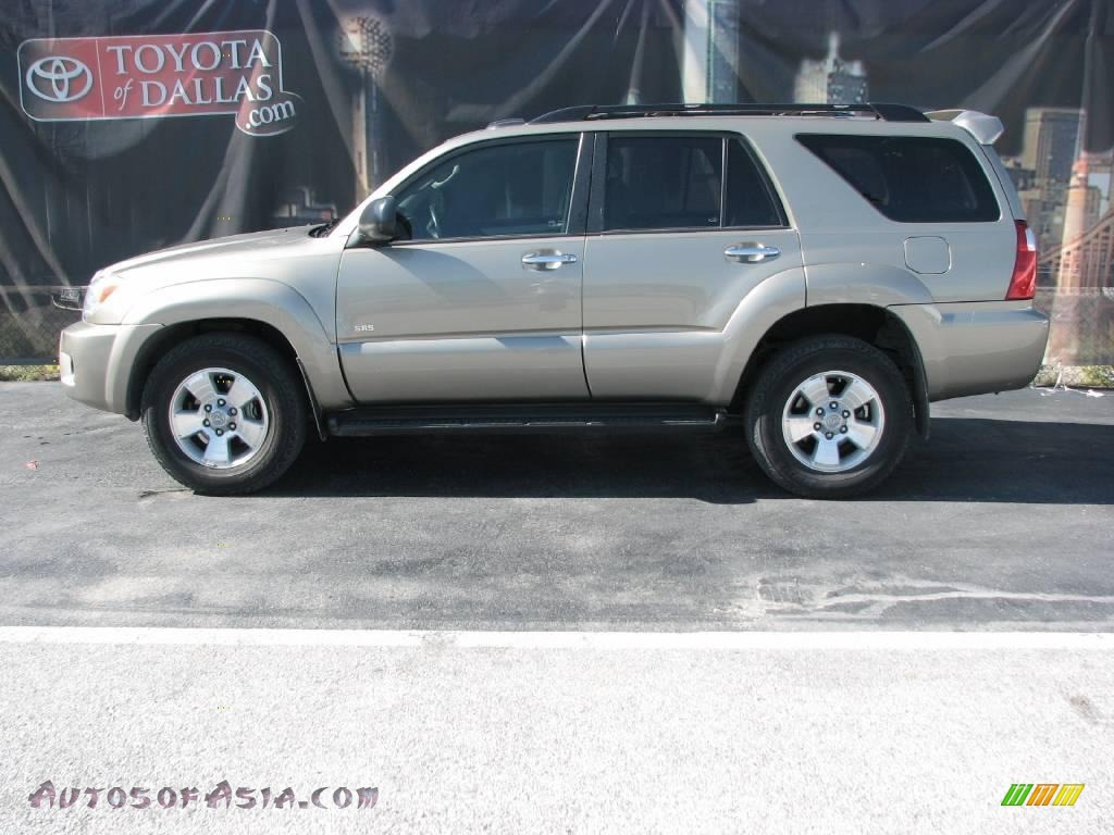 2006 toyota 4runner sr5 in driftwood pearl 061517 autos of asia japanese and korean cars. Black Bedroom Furniture Sets. Home Design Ideas