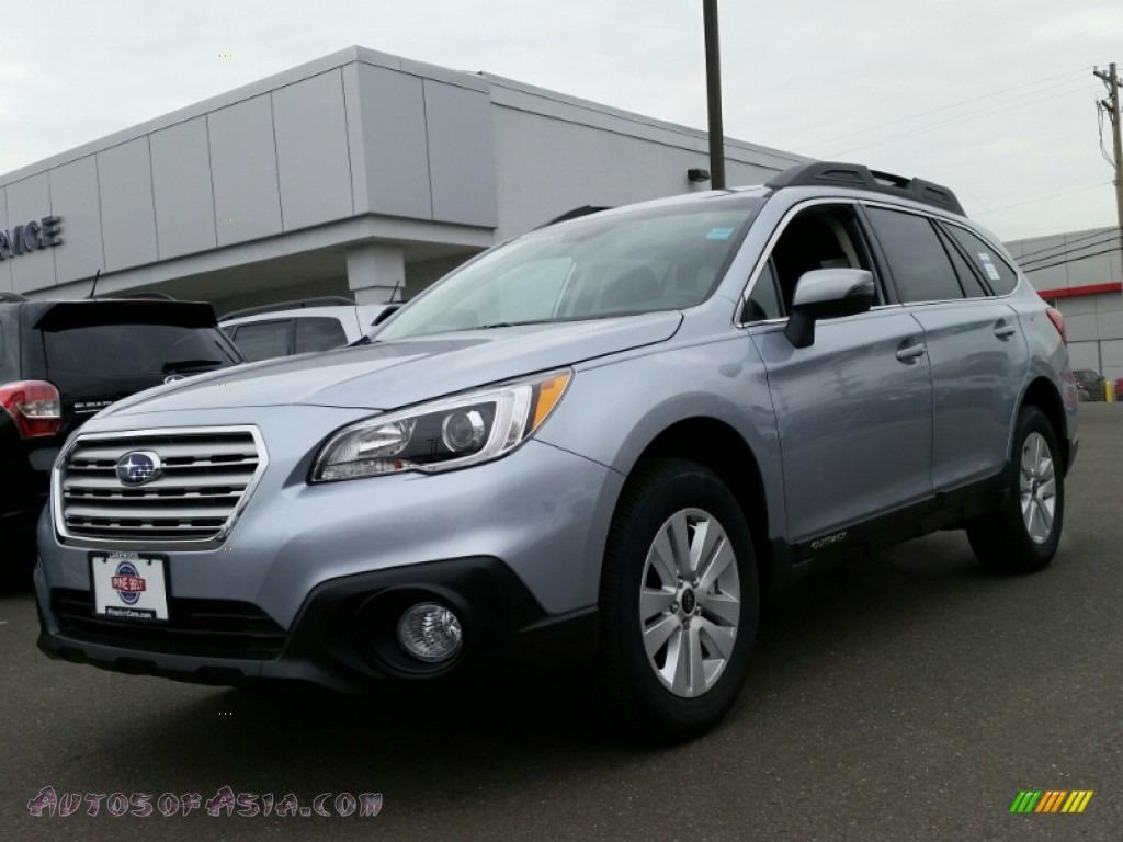 2015 Subaru Outback 2 5i Premium In Ice Silver Metallic