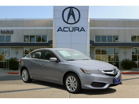 Slate Silver Metallic 2016 Acura ILX Premium