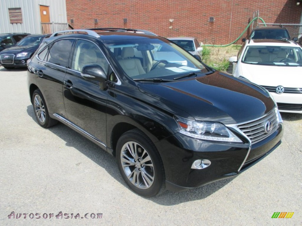 2013 lexus rx 450h awd in obsidian black 450730 autos of asia japanese and korean cars for. Black Bedroom Furniture Sets. Home Design Ideas