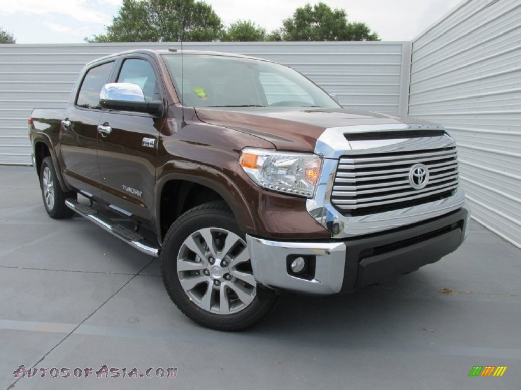 2015 toyota tundra limited crewmax 4x4 in sunset bronze mica 190709 autos of asia japanese. Black Bedroom Furniture Sets. Home Design Ideas