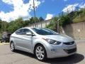 Hyundai Elantra Limited Silver photo #3
