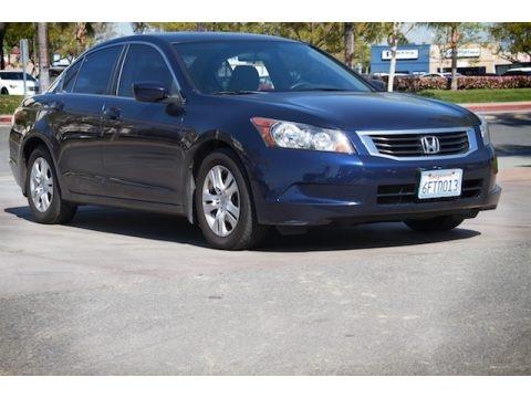 Royal Blue Pearl 2008 Honda Accord LX-P Sedan