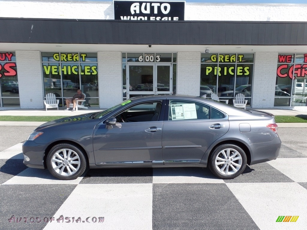 Wilmington Auto Wholesale >> 2012 Lexus ES 350 in Nebula Gray Pearl - 492989 | Autos of Asia - Japanese and Korean Cars for ...