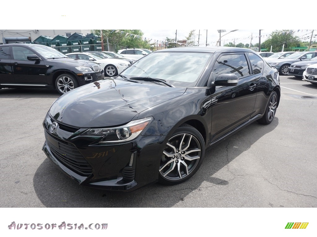 2015 scion tc in black 089118 autos of asia japanese and korean cars for sale in the us. Black Bedroom Furniture Sets. Home Design Ideas