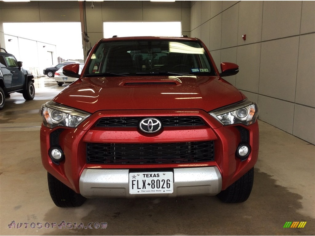 2015 toyota 4runner trail premium 4x4 in barcelona red metallic 227129 autos of asia. Black Bedroom Furniture Sets. Home Design Ideas