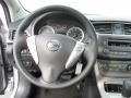 Nissan Sentra SV Brilliant Silver photo #43