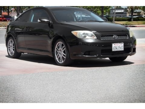 Black Sand Pearl 2007 Scion tC
