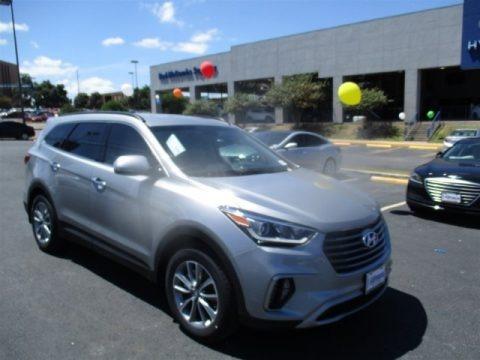 Iron Frost 2017 Hyundai Santa Fe SE
