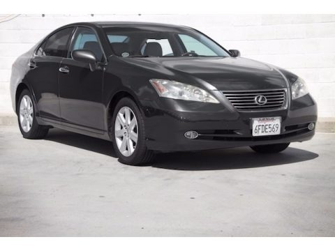 Smoky Granite Mica 2008 Lexus ES 350