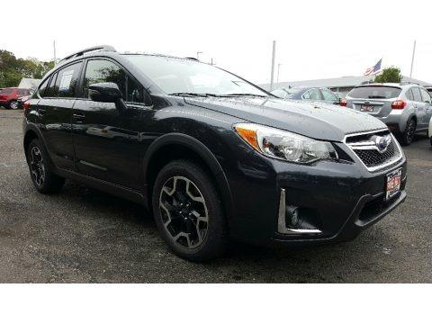 Dark Gray Metallic 2016 Subaru Crosstrek 2.0i Limited