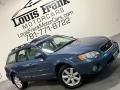 Subaru Outback 2.5i Limited Wagon Atlantic Blue Pearl photo #2