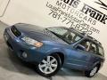 Subaru Outback 2.5i Limited Wagon Atlantic Blue Pearl photo #4
