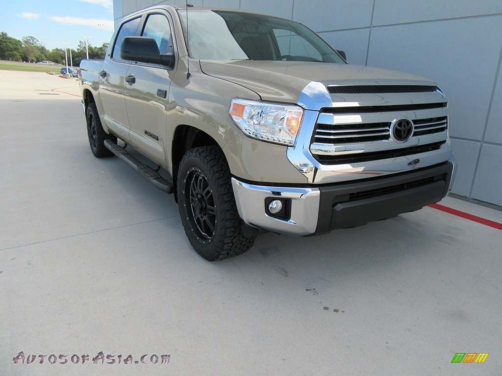 2017 toyota tundra sr5 tss off road crewmax in quicksand 216317 autos of asia japanese and. Black Bedroom Furniture Sets. Home Design Ideas