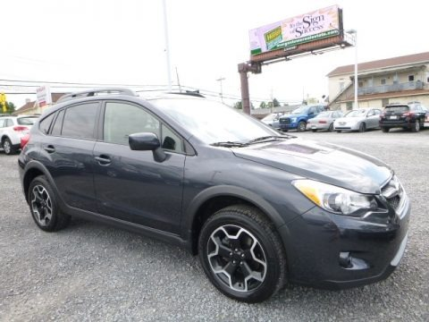 Dark Gray Metallic 2015 Subaru XV Crosstrek 2.0i Premium