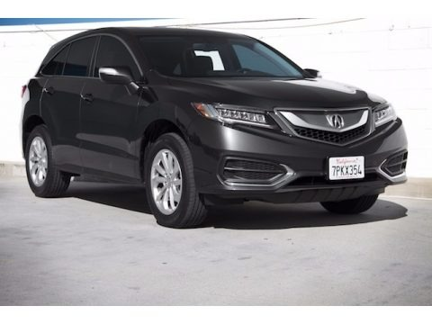 Graphite Luster Metallic 2016 Acura RDX Technology