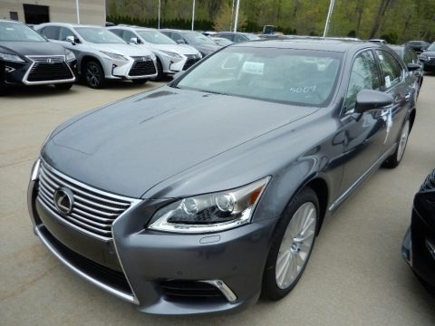 2009 lexus ls 460 awd in starfire white pearl 002782. Black Bedroom Furniture Sets. Home Design Ideas