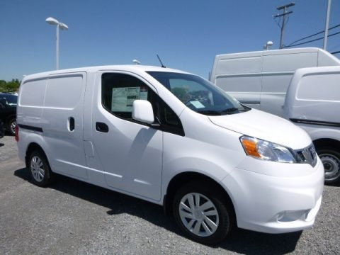 Fresh Powder 2017 Nissan NV200 SV