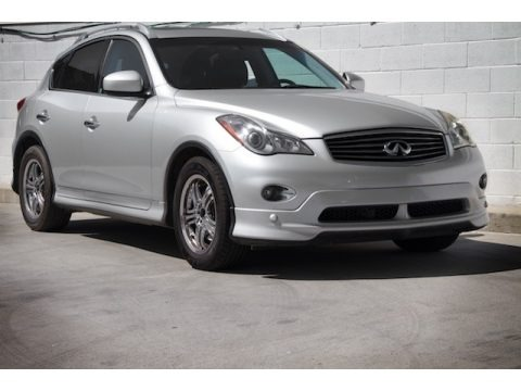 Liquid Platinum 2008 Infiniti EX 35 Journey