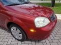 Suzuki Forenza  Fusion Red Metallic photo #40