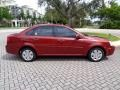 Suzuki Forenza  Fusion Red Metallic photo #60