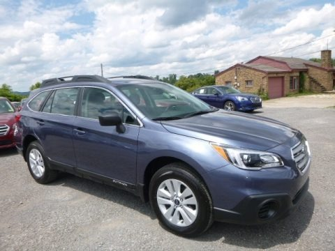 Twilight Blue Metallic 2017 Subaru Outback 2.5i