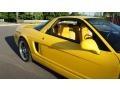 Acura NSX T Spa Yellow Pearl photo #24