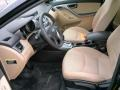 Hyundai Elantra GLS Black photo #3