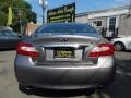 Infiniti M 37x AWD Sedan Storm Front Gray photo #5