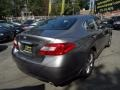Infiniti M 37x AWD Sedan Storm Front Gray photo #6