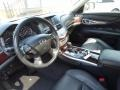 Infiniti M 37x AWD Sedan Storm Front Gray photo #15