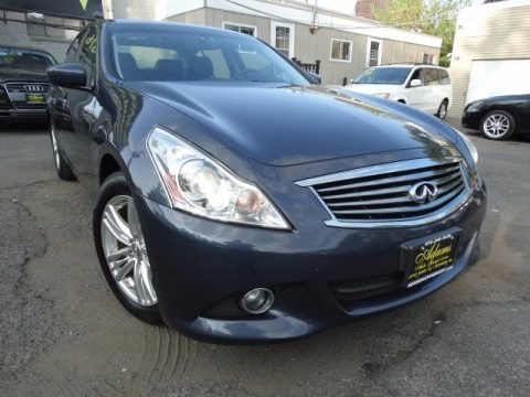 Graphite Shadow 2012 Infiniti G 37 x S Sport AWD Sedan