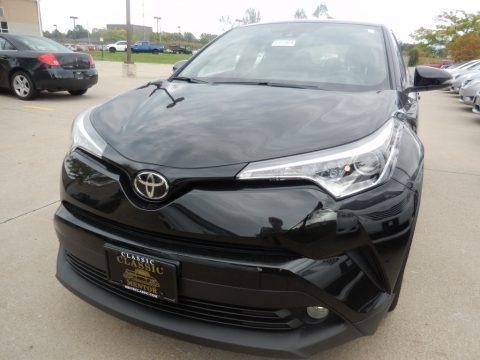 Black Sand Pearl 2018 Toyota C-HR XLE