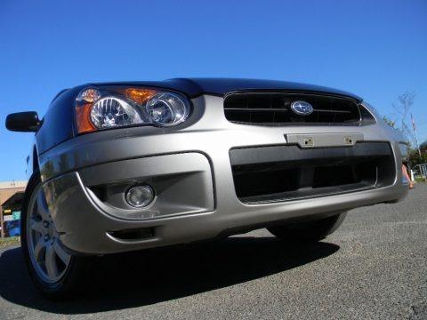 Regal Blue Pearl 2005 Subaru Impreza Outback Sport Wagon