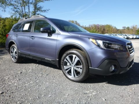 Twilight Blue Metallic 2018 Subaru Outback 2.5i Limited