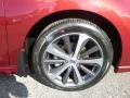 Subaru Legacy 2.5i Limited Crimson Red Pearl photo #2