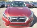 Subaru Legacy 2.5i Limited Crimson Red Pearl photo #9