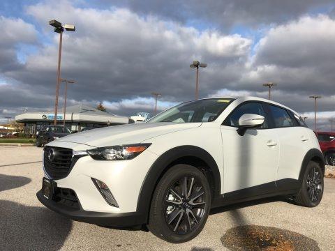 Ceramic Metallic 2018 Mazda CX-3 Touring AWD