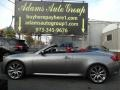 Infiniti G 37 S Sport Convertible Platinum Graphite photo #14