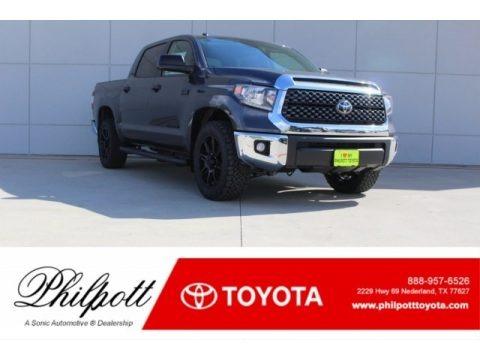 Magnetic Gray Metallic 2018 Toyota Tundra TSS CrewMax