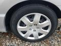 Honda Civic LX Coupe Alabaster Silver Metallic photo #23