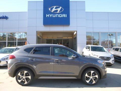 Coliseum Gray 2017 Hyundai Tucson Sport AWD