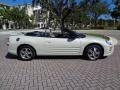 Mitsubishi Eclipse Spyder GS Dover White Pearl photo #3