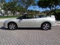 Mitsubishi Eclipse Spyder GS Dover White Pearl photo #11
