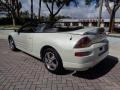 Mitsubishi Eclipse Spyder GS Dover White Pearl photo #13