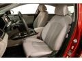 Hyundai Sonata SE Scarlet Red photo #5