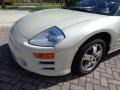 Mitsubishi Eclipse Spyder GS Dover White Pearl photo #28