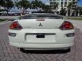 Mitsubishi Eclipse Spyder GS Dover White Pearl photo #35